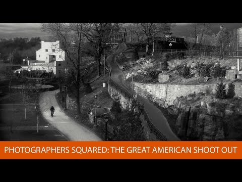 Photographers Squared: The Great American Shoot Out