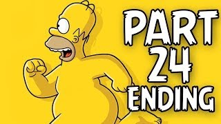 The Simpsons: Hit and Run Walkthrough | Part 24 - Ending (Xbox/PS2/GameCube/PC)