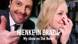 Baixar NIENKE IN BRAZIL VLOG 2 | My show on The NOITE with Danilo Gentili!