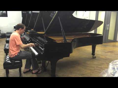 Bridgehampton Chamber Music Festival 2014 - Gilles Vonsattel Chooses our Piano