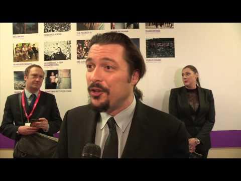 James Vanderbilt - Director- BFI LFF – Truth Interviews