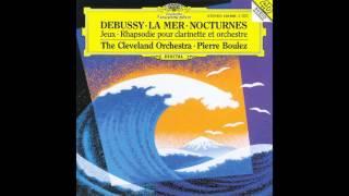 Debussy La Mer Pierre Boulez