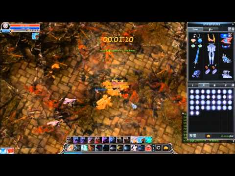 Cabal Online - 27x Chaos Arena LvL 6 Drops #1