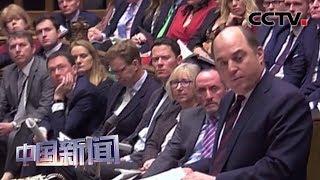 [中国新闻] 英国防大臣华莱士提议减少对美军事依赖 | CCTV中文国际