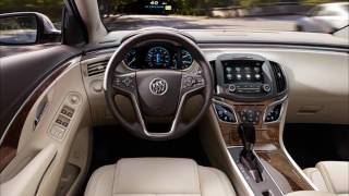 The 2018 New Buick Lacrosse Hybrid MPG Sedan