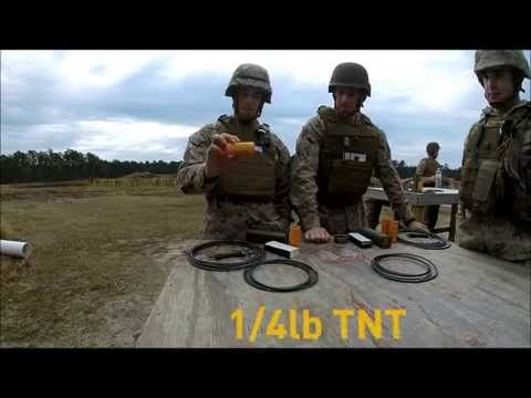 USMC Combat Engineer School part1
