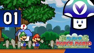 [Vinesauce] Vinny - Super Paper Mario (part 1)