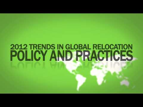 2012 Trends in Global Relocation: Biggest Challenges & Policy and Practices | Cartus
