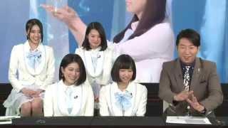 2015/02/17 Jテレ スタイル生出演、番組後半さんみゅ~特集部分 小林弥...