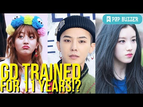 Kpop Idols That Trained For At Least 10 Years Before They Debut