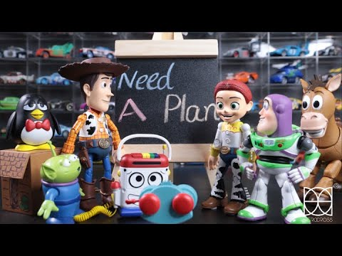 Remake of Toy Story by HEROCROSS