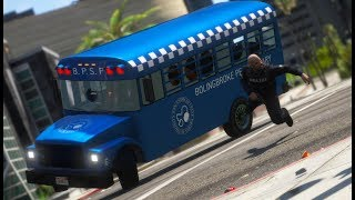 #364【GTA5】警察もビックリなドリバス!!