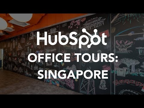 HubSpot Office Tour: Singapore