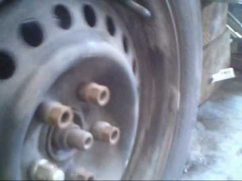 Brake Job On A Pontiac Grand Am Doovi