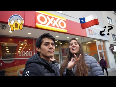¿CÓMO ES UN OXXO EN CHILE?