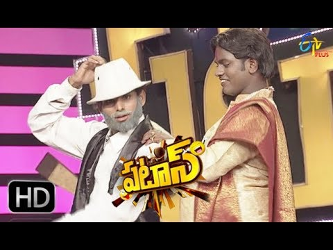 Patas | Nookaraju  & Saddam Hussein Performance | 13th April  2018 | ETV Plus