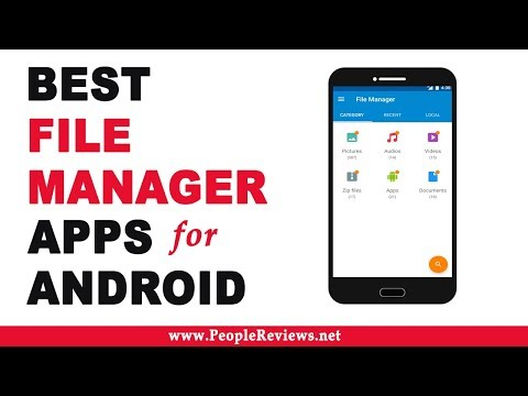 Best File Manager Apps For Android – Top 10 List