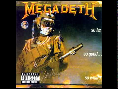 Megadeth - Set The World  Afire (Lyrics)