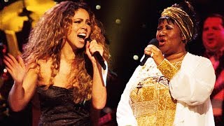 mariah carey best vocals in live collaborations