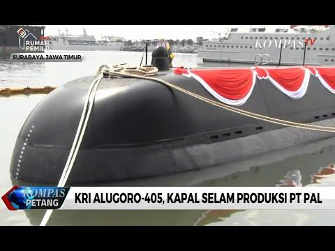 KRI Alugoro-405, Kapal Selam Produksi PT PAL