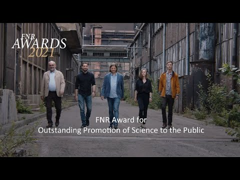 Download FNR Awards 2021: Investigating industrial history - Outstanding Promotion of Science to the Public