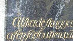 Emme arvosta islamia 16.10.2009 Seppo Lehto raportoi Messukylän vanhalta kirkkomaalta