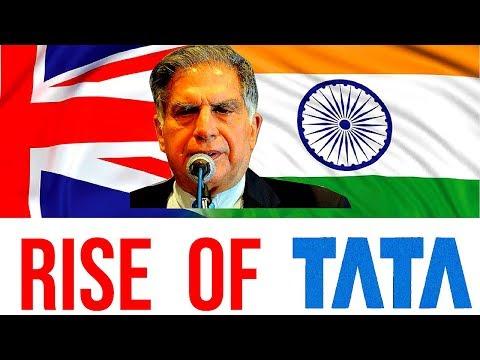 How TATA Became a Multi Billion Dollar Conglomerate   Rise of TATA
