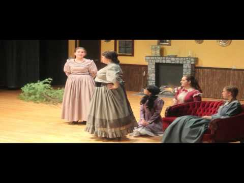 Broadway show - Little women