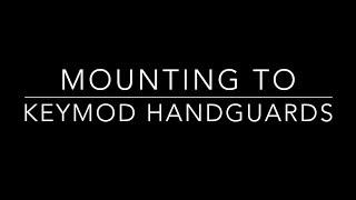 Heathen Assaulter Bipod - KeyMod Rail Mounting