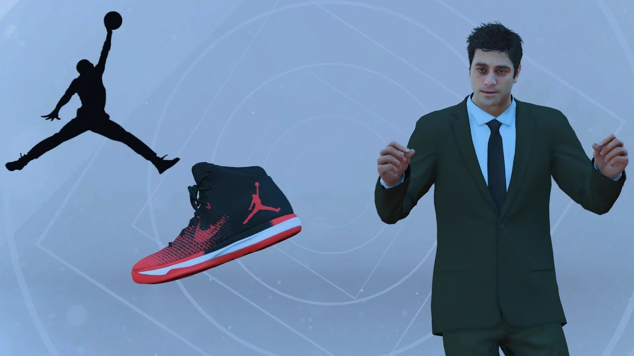 how to get your shoes from jordon nba 2k17