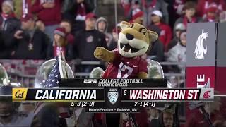 Highlights: Cougar Football vs. Cal Nov. 3