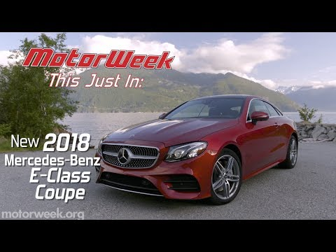 This Just In: 2018 Mercedes-Benz E400