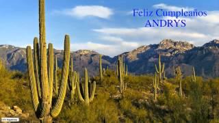 Andrys   Nature & Naturaleza - Happy Birthday