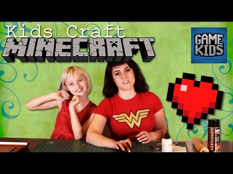Minecraft Hearts