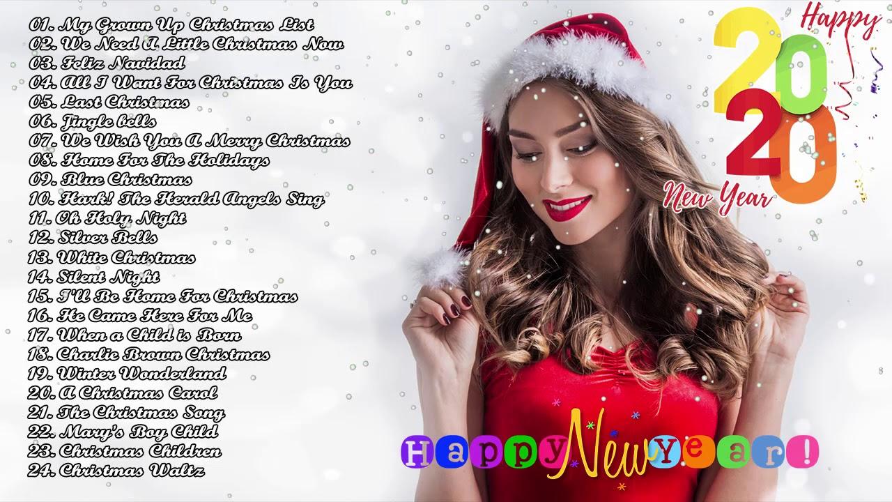 Non Stop Christmas Songs Medley 2020 ☃️ || Christmas Non stop Songs 2020 🎁 #7 - YouTube