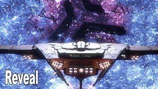 Eve Online - Quadrant 2 Eclipse Reveal Trailer [HD 1080P]