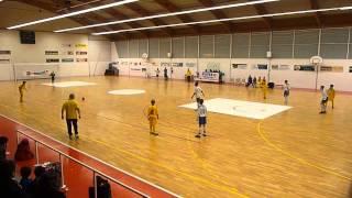 finale fc nantes contre gs st sebastien au tournoi futsal u13 de pornic le 23 decembre 2012