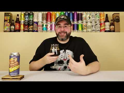Double Stacked Flapjack Nuggets (Pastry Stout) | 450 North Brewing Company | Beer Review | #182
