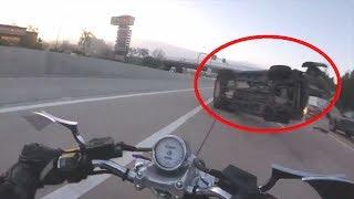 РАЗБИЛ мотоцикл. Подборка мото ДТП. Стоит ли оно того?