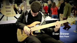 Namm 2013, Utrera Custom - Evan Brewer