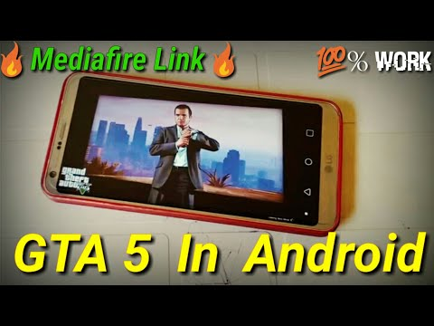 [Mediafire Link] How To  Download GTA 5 In Android/ios |2019