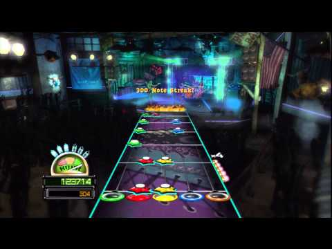 Guitar Hero : World Tour - Nirvana - About A Girl (Unplugged) - Expert 100%