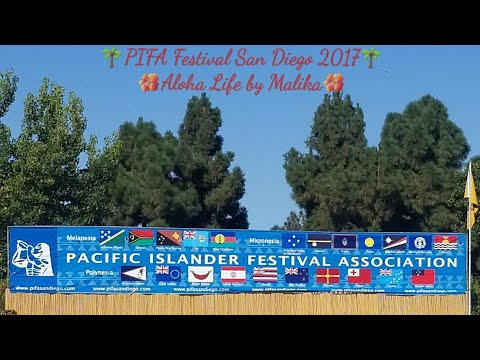 PIFA 2017 PACIFIC ISLANDER FESTIVAL REVIEW🌺Aloha Life By Malika🌺 (made with Spreaker)