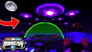 🛸 *UFO* INVASION ÜBER AREA 51! - MAD CITY ROBLOX