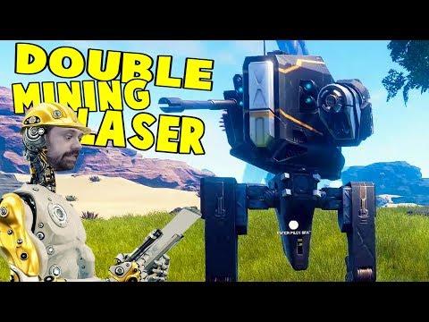 Double Mech Mining Lasers | Pantropy Gameplay On Mashtropy Server | E04