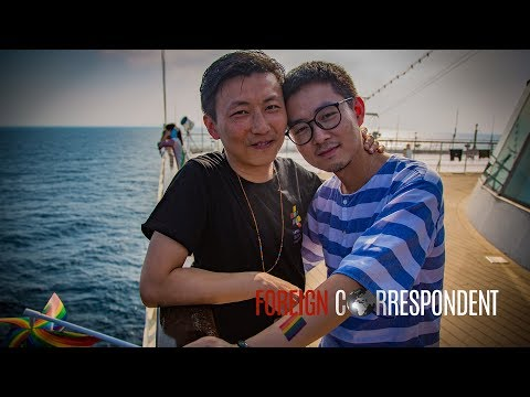 Being gay in deeply conservative China