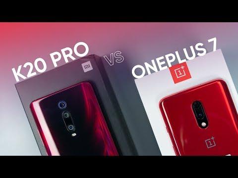 OnePlus 7 vs. Redmi K20 Pro: Đâu mới là flagship killer?