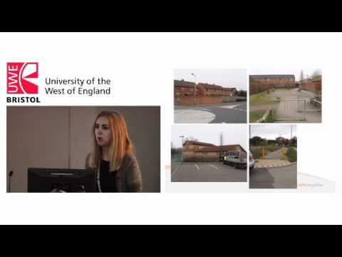 Encouraging sustainable lifestyles through urban design - Professor Katie Williams