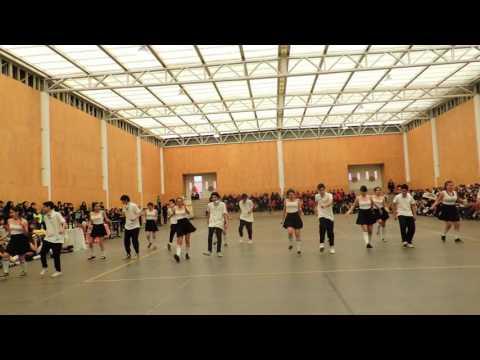 Baile Media Alianza Blanca Japón / Colegio Mayor Peñalolén