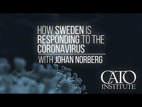 How Sweden is Responding to the Coronavirus | with Johan Norberg
